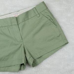 NWT J. Crew Chino Shorts